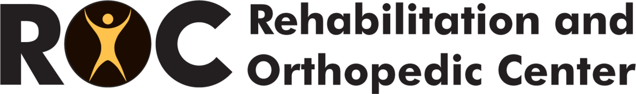 ROC Rehabilitation and Orthopedic Center Logo